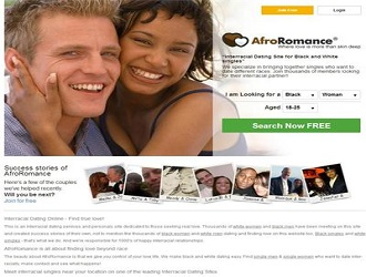 White men who prefer black women dating sites